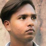 Kishu looking someone in Khed Brahma, State of Gujarat, India #2