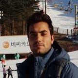 Harry looking someone in Namyangju, Gyeonggi, Korea, South #1