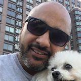 Rodrigo looking someone in Manhattan, New York, United States #6